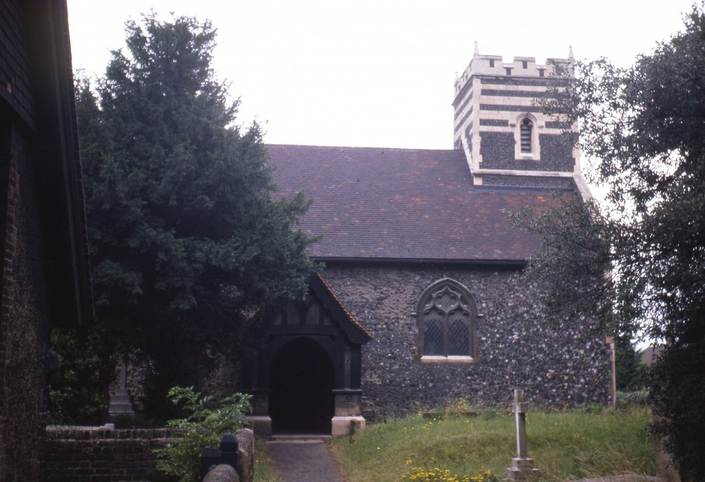 Lt Thurrock Church, Essex